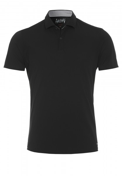 Functional Polo Knopf slim fit